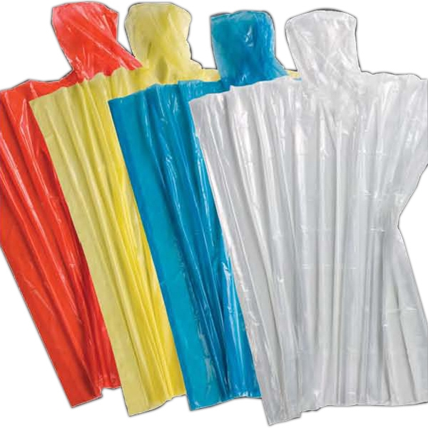 Pronto - Convenient Lightweight Emergency Rain Poncho Photo