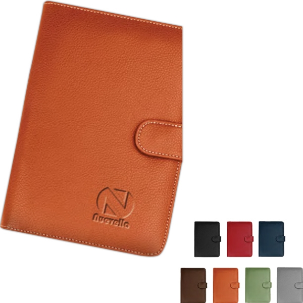 Lamis - Junior Folder With Writing Pad, Inside Pockets And Magnetic Snap Closure Photo