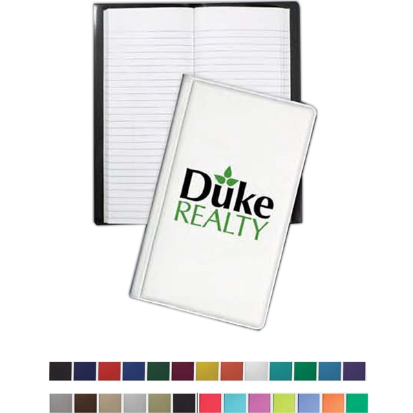 Jr. - Hot Stamping - Pipe Tally Book Includes Ruled, Removable Sewn Pad Photo