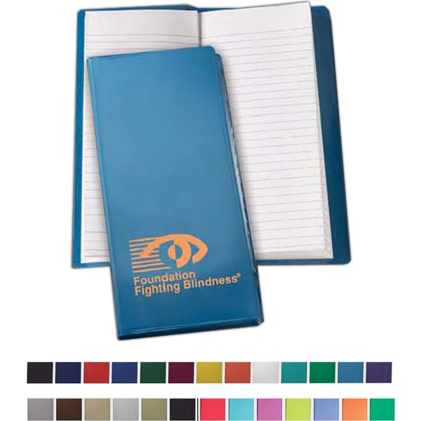 Standard - Hot Stamping - Pipe Tally Book Includes Ruled, Removable Pad Photo