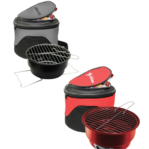 BBQ Chill And Grill Kit