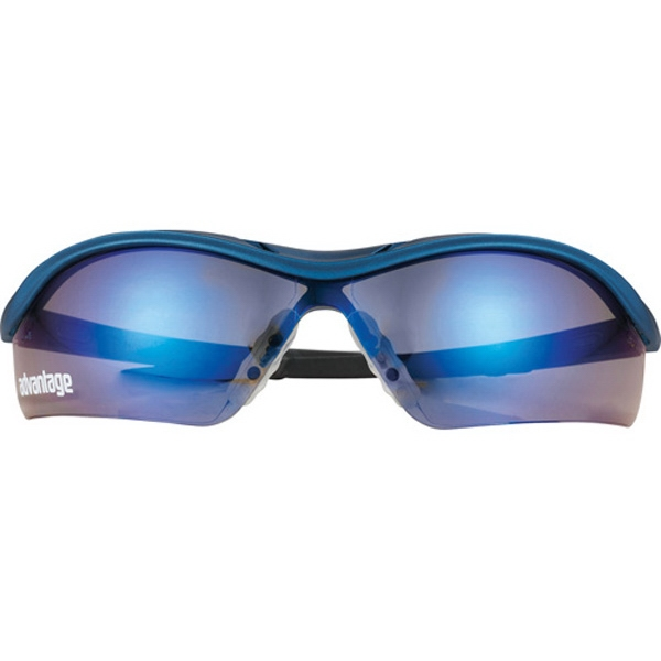 Dallasblue (r) - Safety Works Mirrored Safety Glasses Photo