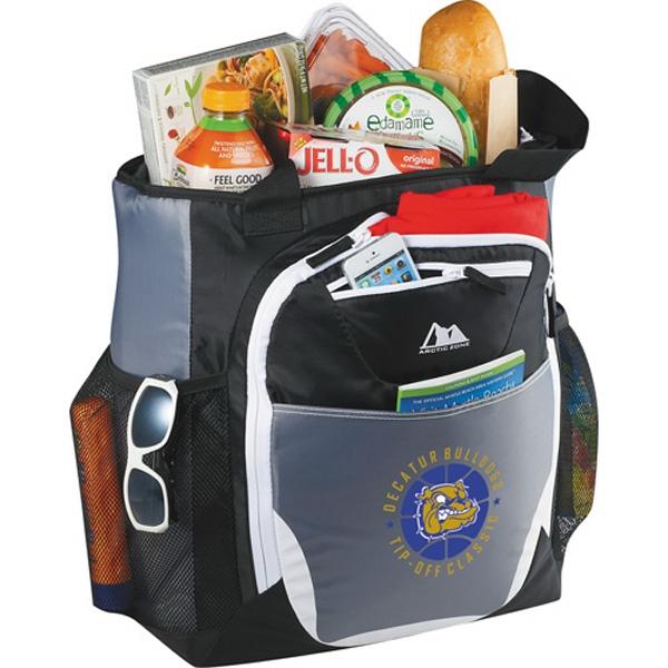 Arctic Zone (R) Deluxe Outdoor Backpack Cooler