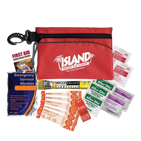 This Disaster Kit Contains Must Have Emergency Items Photo