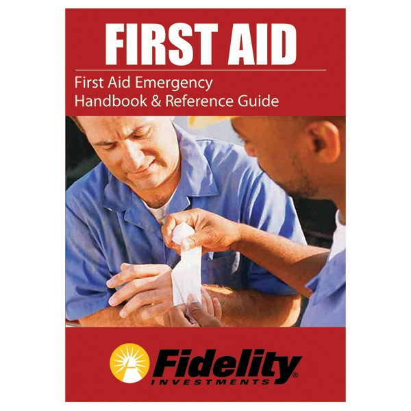 High Quality 48 Page First Aid Manual Photo