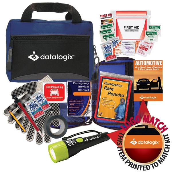 First Aid And Auto Essentials Photo