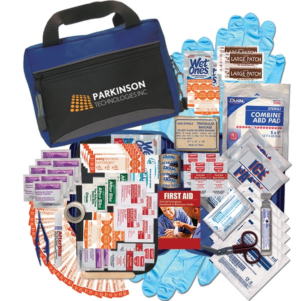 Osha Standards First Aid Kit Photo