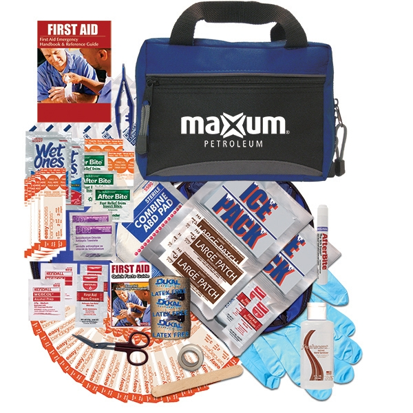 This First Aid Kit Is Filled With Just The Right Combination Of Items Photo
