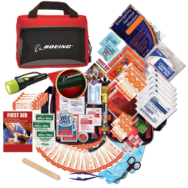 This Snowmobile Kit Contains Life's Essential Items Photo
