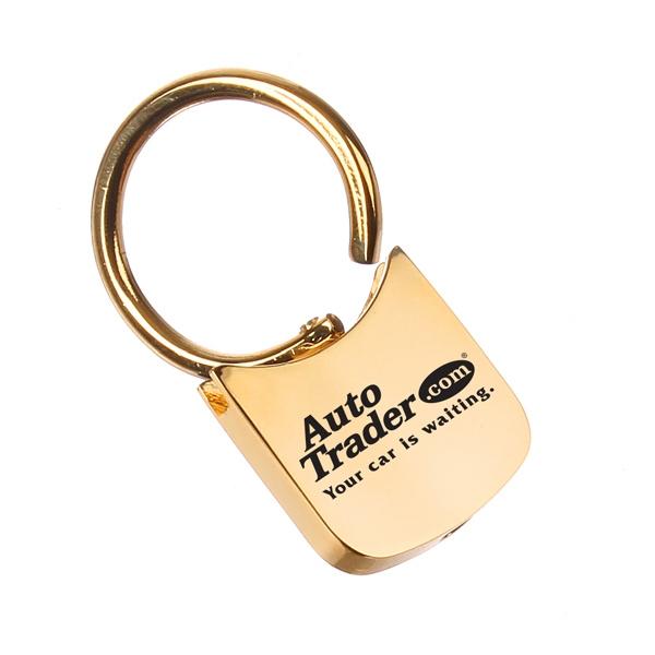 Brass Key Chain