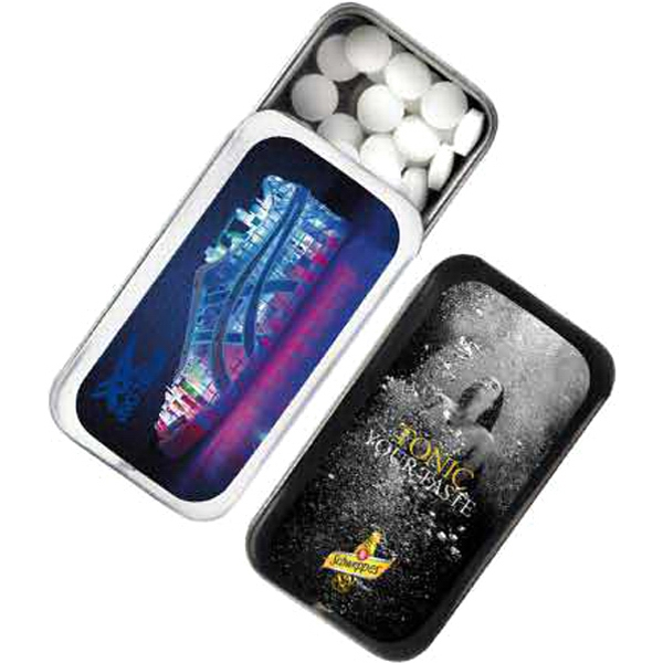 Tek - Mini Slider Mint Tin With .25 Oz Of Sugar Free Mints Photo
