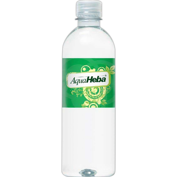 Aquatek - 16.9 Oz/500 Ml Bottled Filtered Water Photo