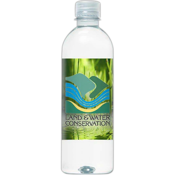 Aquatek - 16.9 Oz/500 Ml Bottled 100% Natural Spring Water Photo