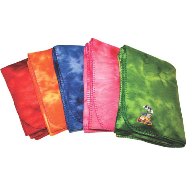 4-in-1 Fleece Blanket