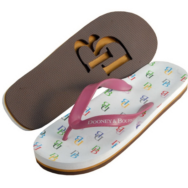 Super Zori - Flip Flop With A Recessed 3-layer Sole, Arch Support And Natural Rubber Straps Photo