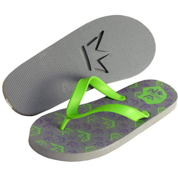 Budget Zori - Budget 15mm Pe Sole Flip-flop With Vinyl Straps Photo