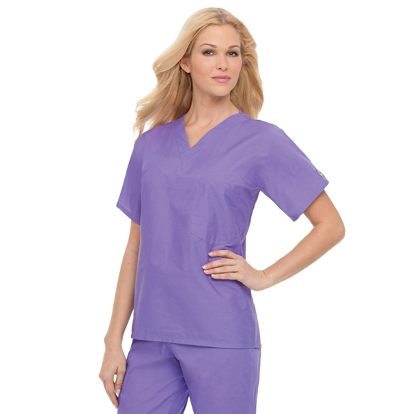 Landau Scrub Zone - Landau Scrub Zone Unisex Scrub Top Photo