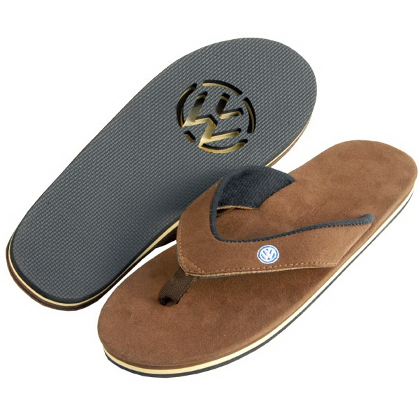 Maui - Flip-flop With Micro-fiber Wrapped Insole And A Strap With A 3 Layer Eva/rubber Sole Photo