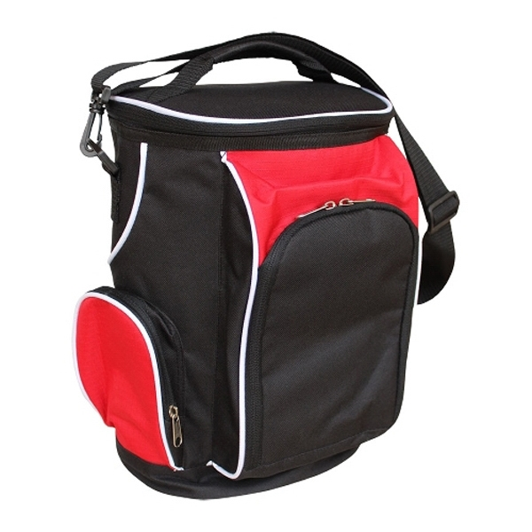 Golf Bag Shaped Cooler Photo