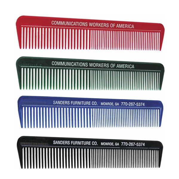 Ad-combs (r) - The Great 2 For 1 Deal - Buy 250 Get 250 Free Comb In Jewel Tone Colors Photo