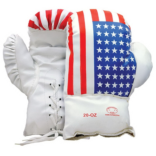 12 Ounce, Vinyl Promotional Boxing Gloves Photo