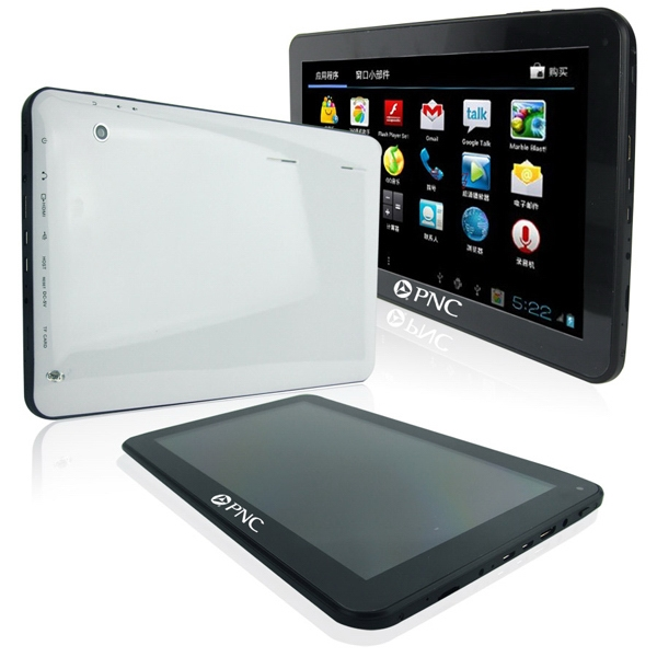"10"" Touchscreen Tablet with Android 4.2 - 10'' Tablet/ MID/ Personal computer."