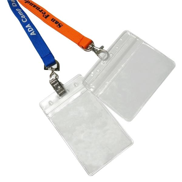 Badge Holder Lanyards