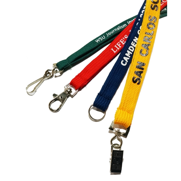 5-Days Rush Tube Lanyards