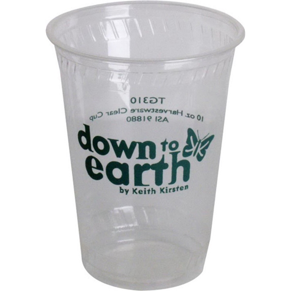 High Lines - 16 Oz - Biodegradable Clear Cups Photo