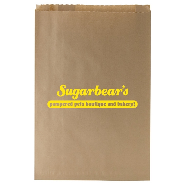Natural - Natural Or White Merchandise Bag Photo
