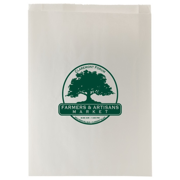 White - Natural Or White Merchandise Bag Photo