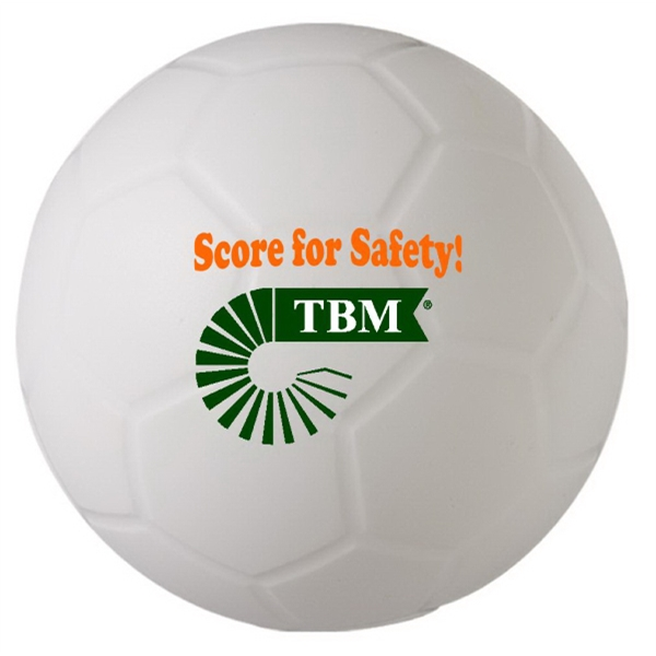 Admax (tm) - Mini Soft Textured Vinyl Soccer Ball Photo