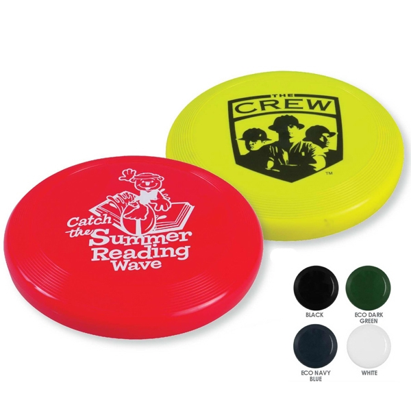 "Recycled 5"" Mini Flyer - Five inch miniature recycled flying disc"