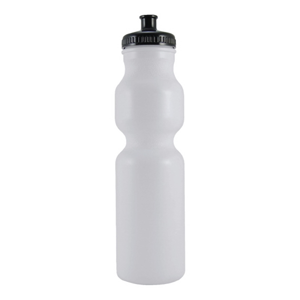Next - 28 Oz. Water Bottle With Screw-on Lid. Made In The U.s.a Photo