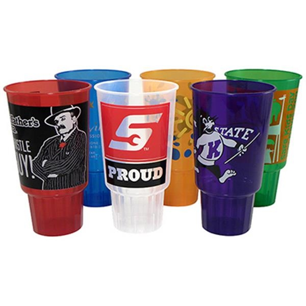Jewel - Translucent Car Cup, 32 Oz Photo