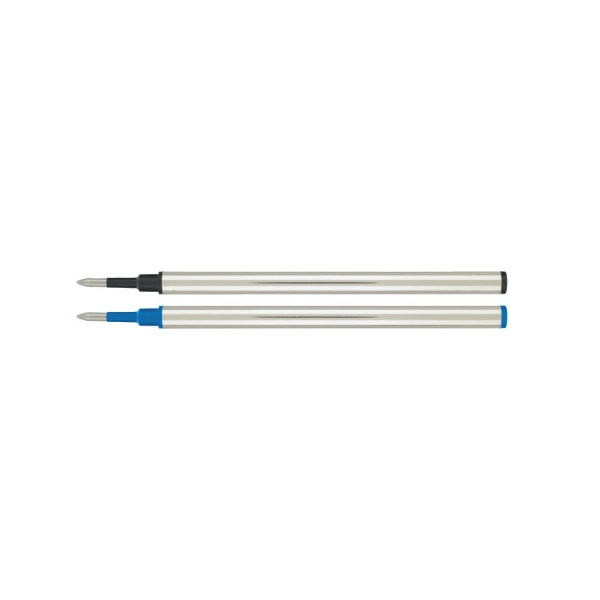 Ritemax - Rollerball Medium Pen Refill. Available In Black Or Blue Photo