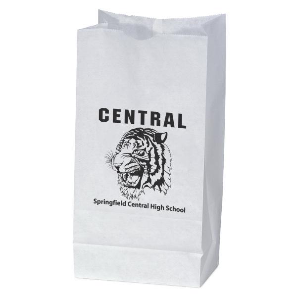 Peanut Bag-White