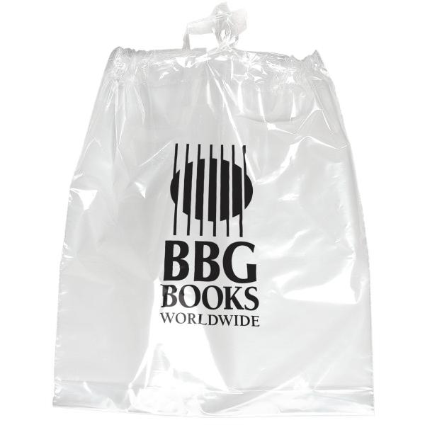 15 x 19 x 3 Plastic Draw Bag