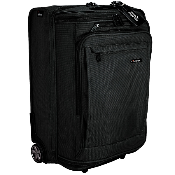 "Pathfinder Rolling Garment Bag - Rolling garment bag with 42"" locking telescopic trolley handle."