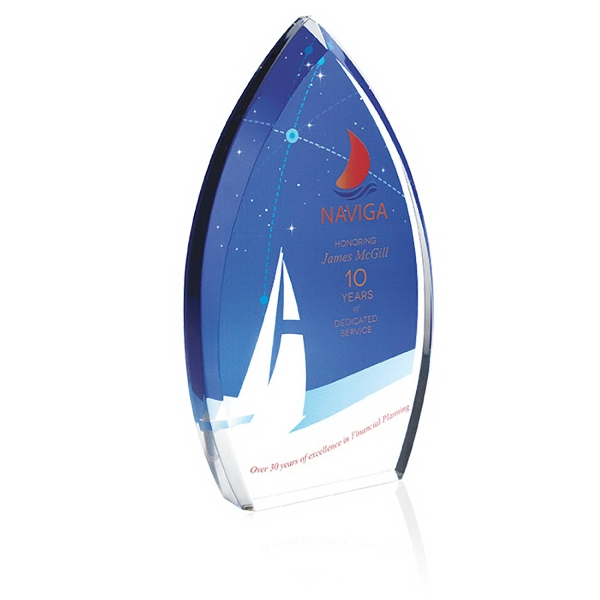 Enterprise Teardrop Award