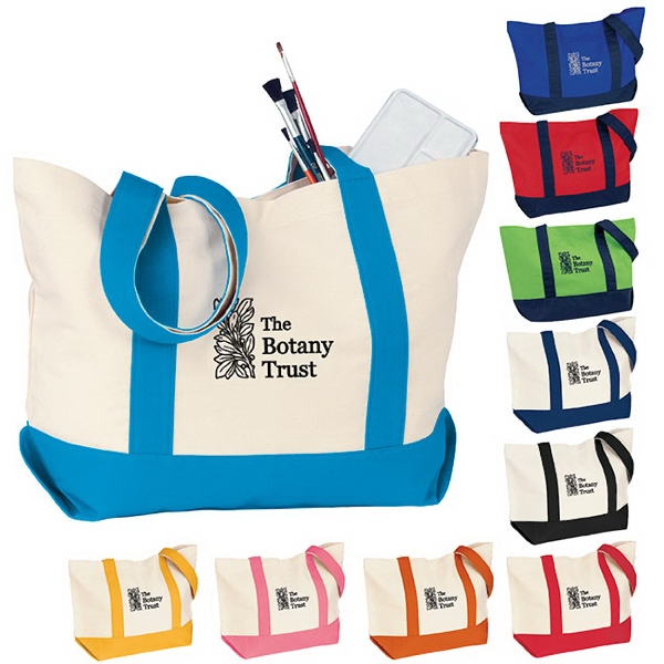 Medium Snap Tote