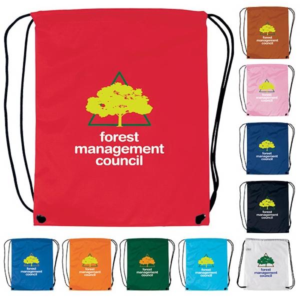 Drawstring Backpack 5