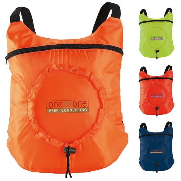 Fold Up Backpack