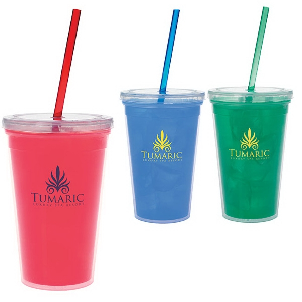 Double Wall Mood Tumbler - 18 oz