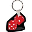 Dice Key Tag