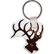 Deer Head Key Tag