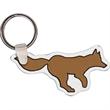 Fox Key Tag