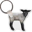Lamb Key Tag