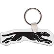 Greyhound Key Tag