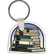 Stack of Books Key Tag